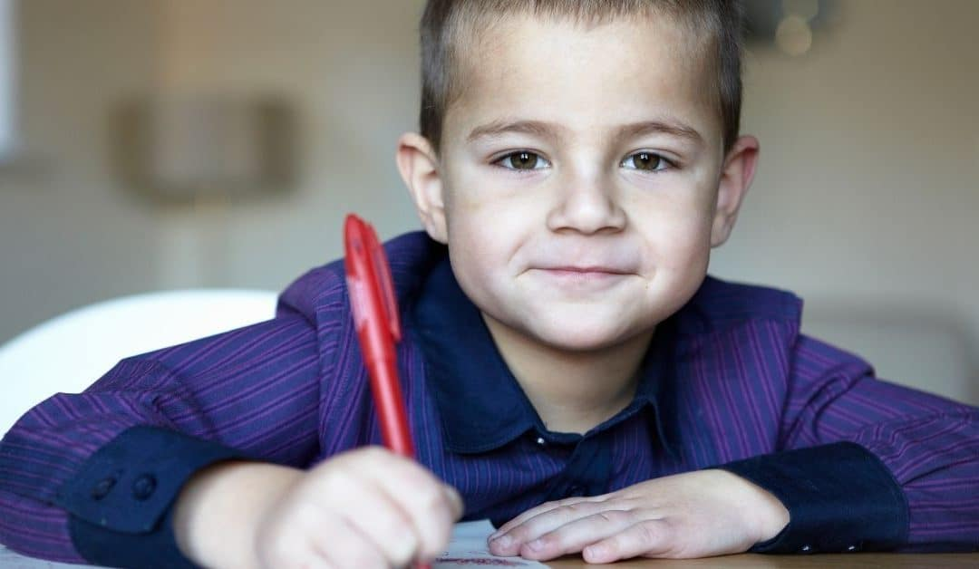 Neat Handwriting: An Easy 8 Step Guide for Parents