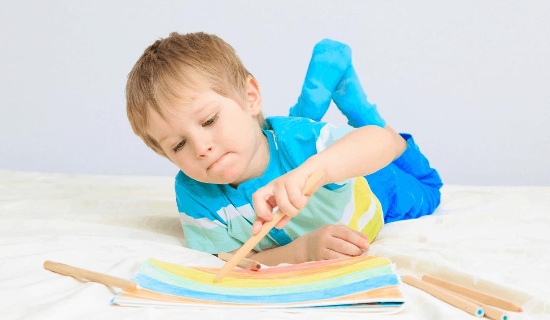 32 Easy Seasonal Crossing Midline Activities for Kids