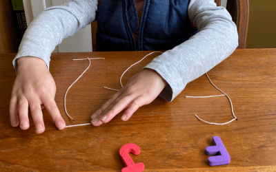 5 Minute Skill Building Preschool Activities for Home